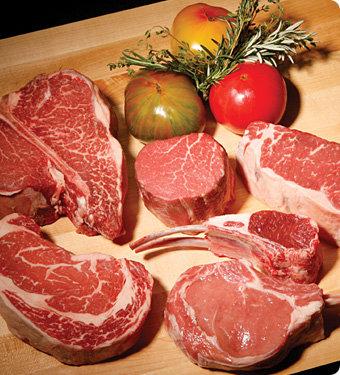 1/2 Beef & Full Hog
