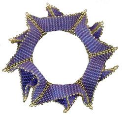 Purpuratus Bangle