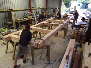 September 2016: Willow Works Design and Build