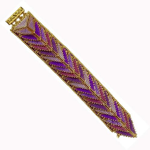 Hiawatha Bracelet - A4 Size