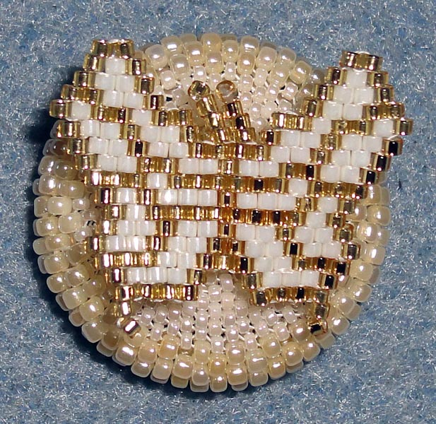 Beaded Button