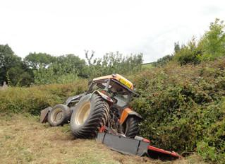 August 2014: Land management