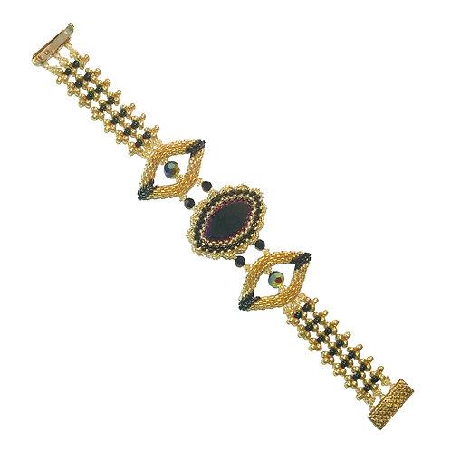 Ovalis Bracelet - Letter Size