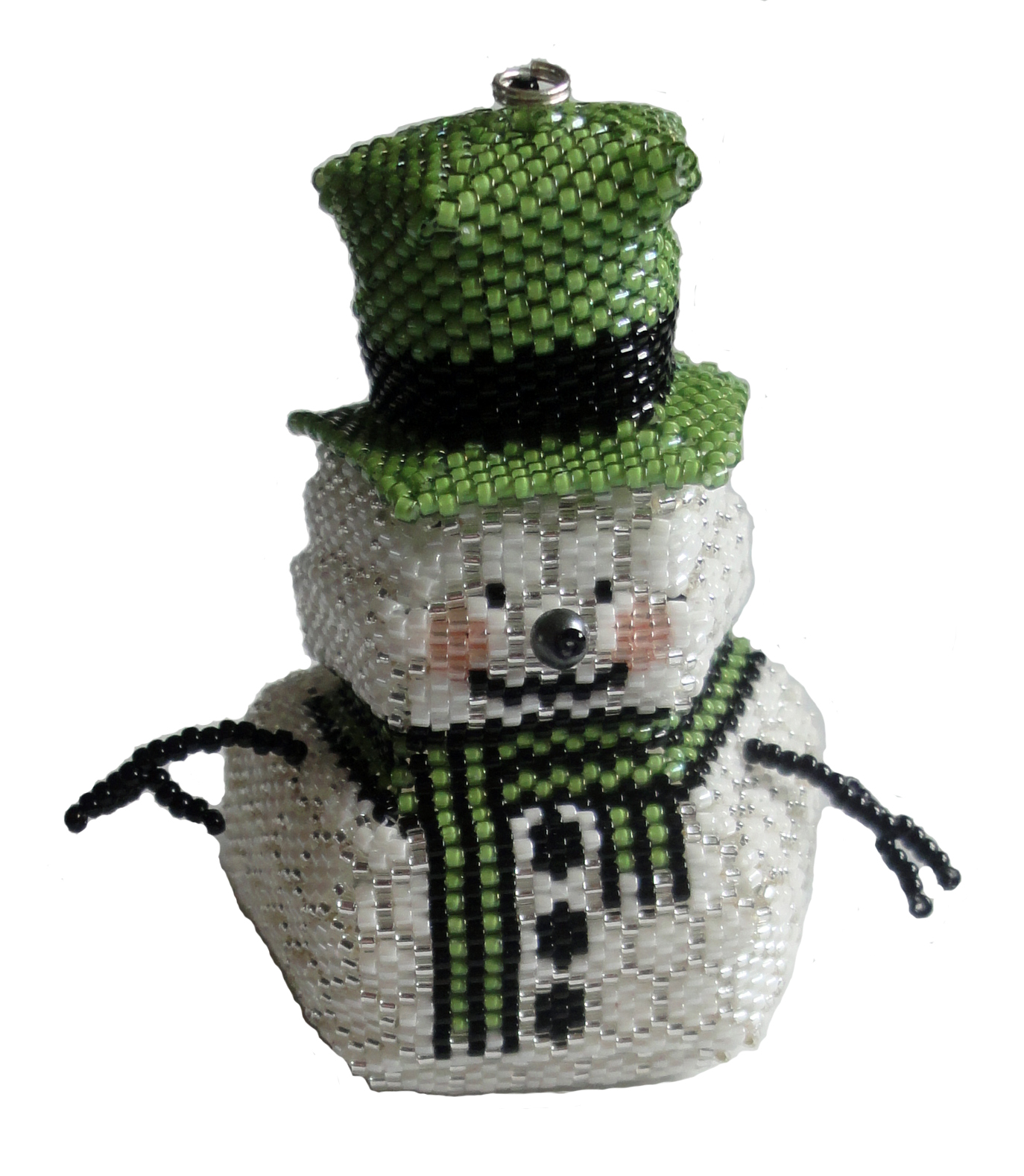 Snowman: design by Julia Pretl