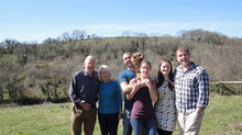 April 2015: Family Easter