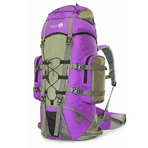 Рюкзак туристический Travel Extreme Yukon 68 + чехол