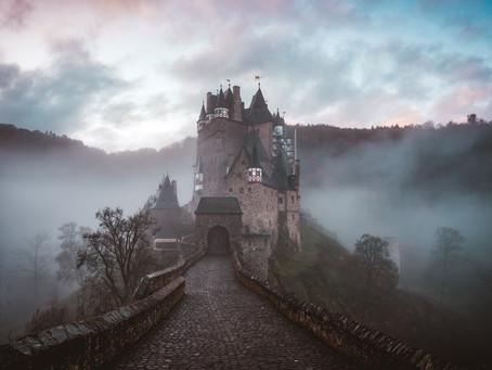 Мистическая Украина. Самые страшные замки и их легенды