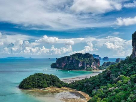 С рюкзаком по Азии! Путешествие в поисках обезьян-носачей. Часть 1 - Таиланд