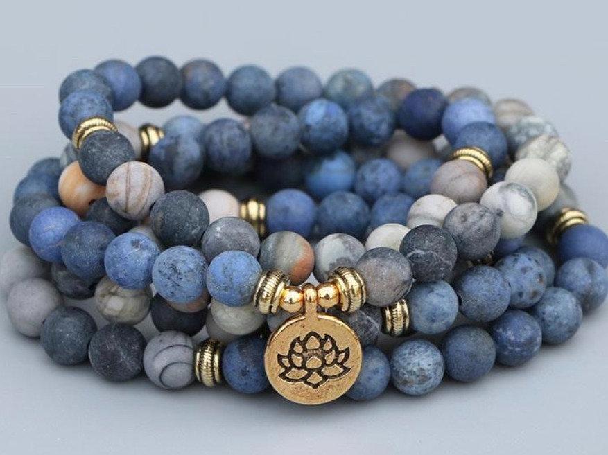 Mala Bead Making & Meditation