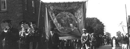 Foresters' Banner, c1932