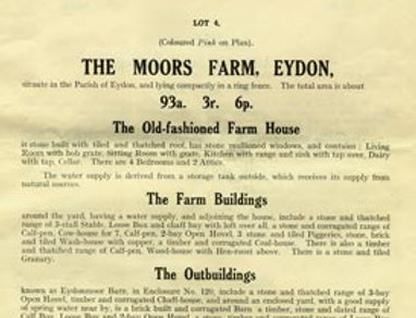 Catalogue, Sale of Eydon Estate 1925, Page 7
