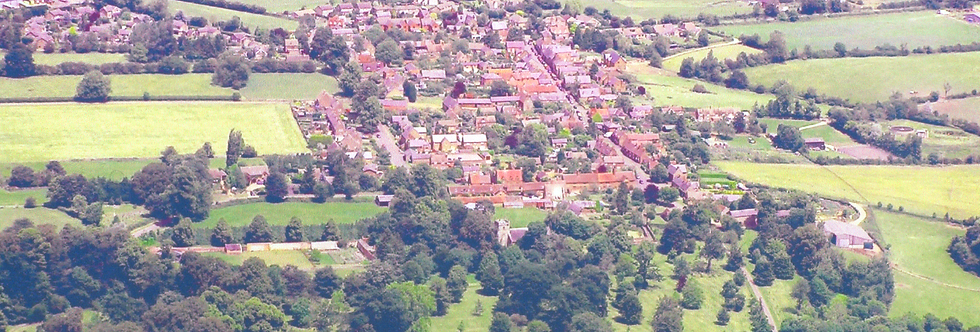 Aerial View of Eydon