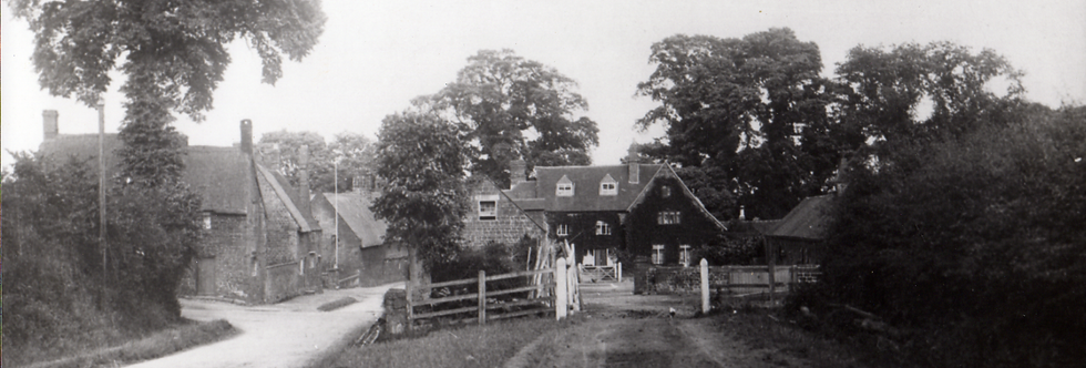 Hollow Way c1930s
