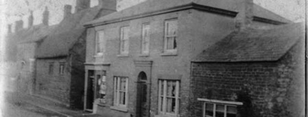 The Red House in 1913