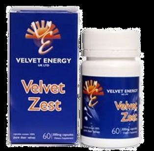 Velvet Zest 60 x