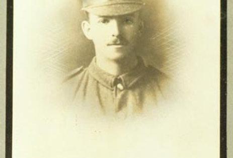 Trooper C.H. Thompson, WW1 Memorial Board