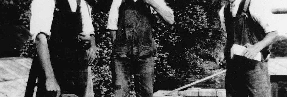 Thomas Kench's Bricklayers at Work c. 1930s