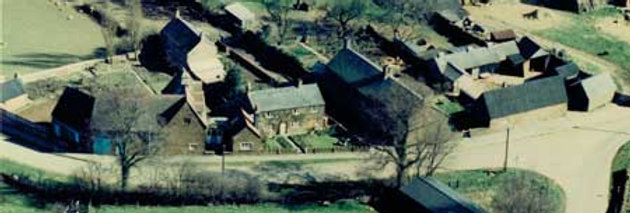 1960s Aerial Photo of Hill View and Byfield Road