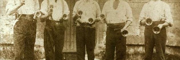 Eydon's Handbell Ringers, c1910