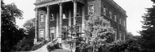 Eydon Hall, Main Block