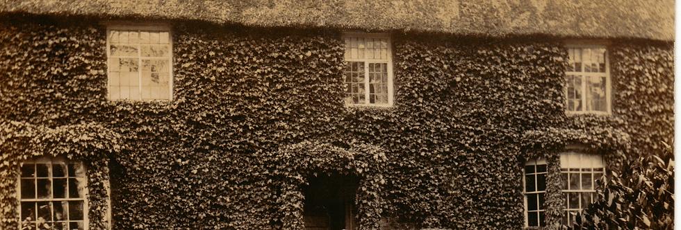 Manor Farm, Eydon c 1906