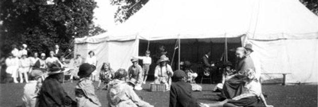 Women's Play at Village Fete,  c1920s