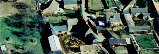 1964 Aerial Photo of Partridge Lane
