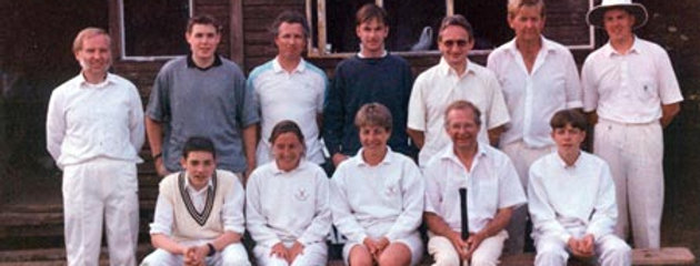 Eydon Occasionals, about 1996