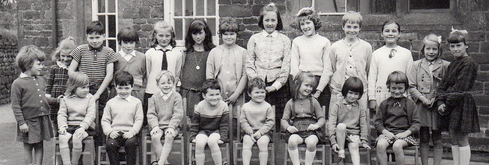 Children in School c1968