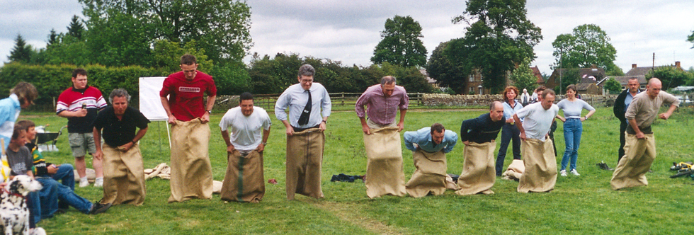 Men's Sack Race, Golden Jubilee, 2002