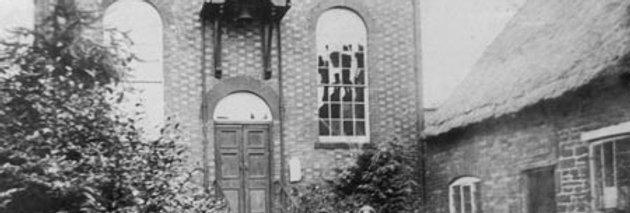 Moravian Chapel, 1900s