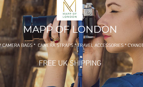 Mapp of London Mapp of London design and make stunning leather ca...