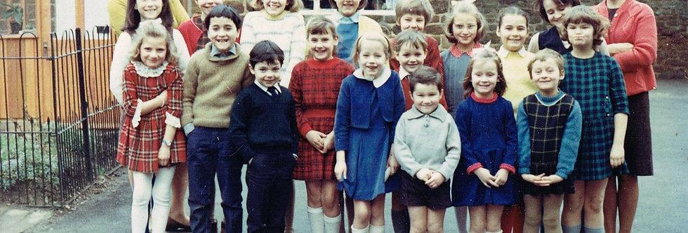 Eydon School 1968