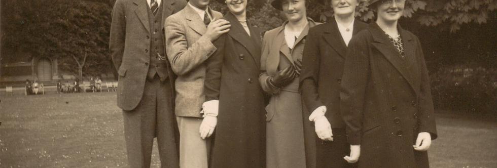 Weston Family c 1938/39