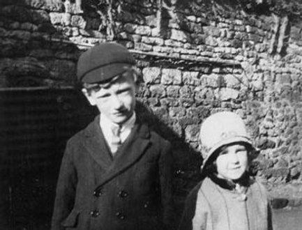 Frank and Joan Parish, 1930