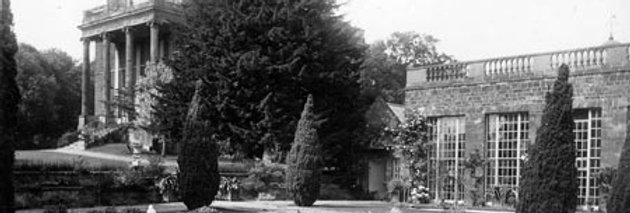 Eydon Hall, Main Block and Orangery