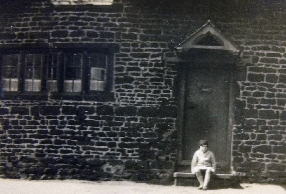 Ashby Cottage, 11 High Street, 1920s