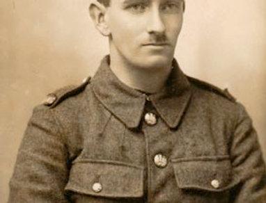 Harold Kench during WW1