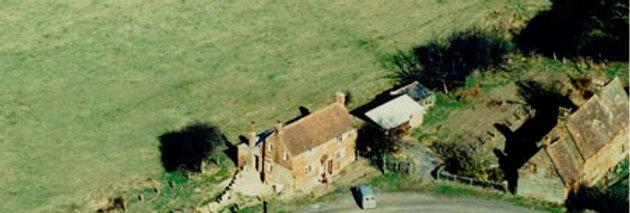 Brick Cottage, Barnett's Hill 1964