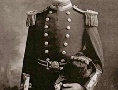 Lieutenant Lancelot Holland, RN