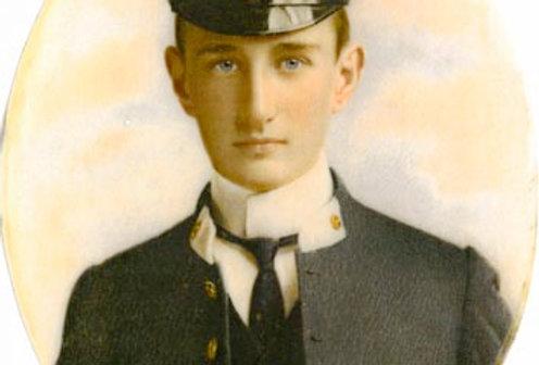 Midshipman Lancelot Holland, RN, c 1906