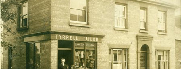 Tyrrell's Shop Window, 1926