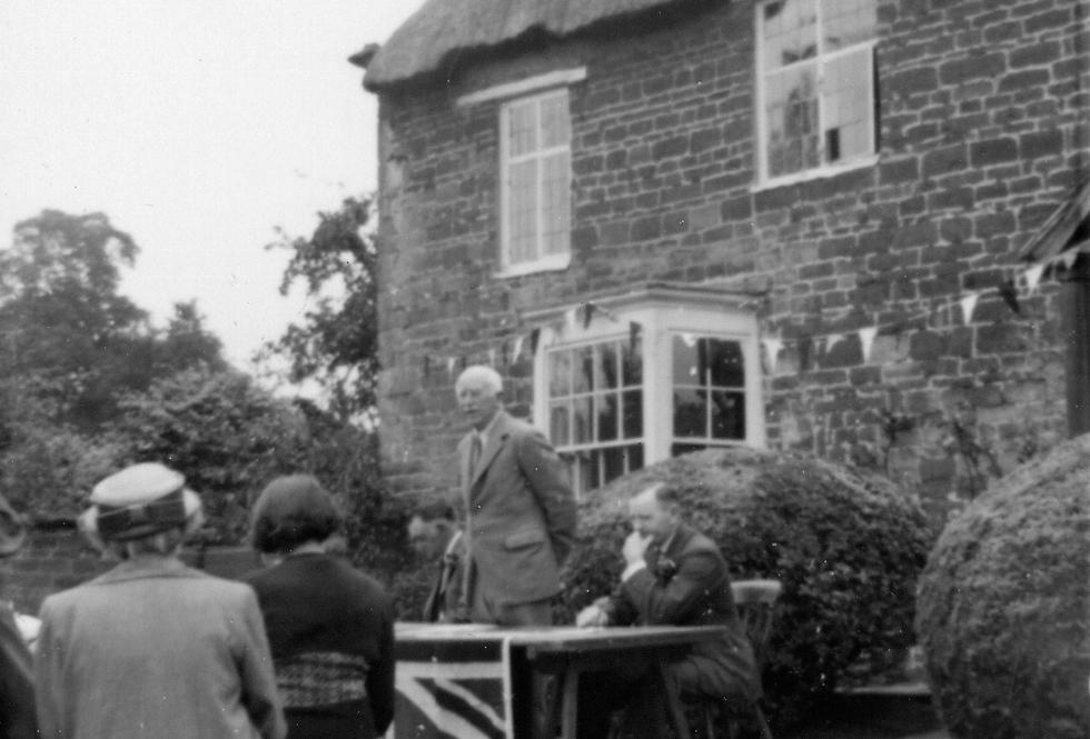 Manor Farm Fete 1960s