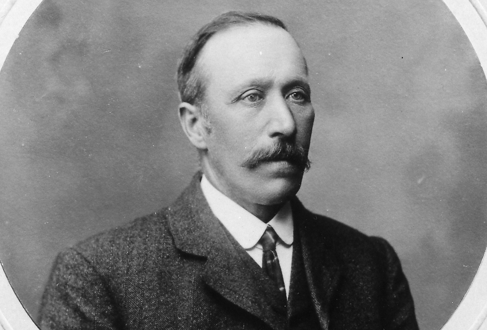 John Kingston Coy, Wheelwright