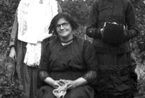 After the WI Evening Group Meeting, c1950