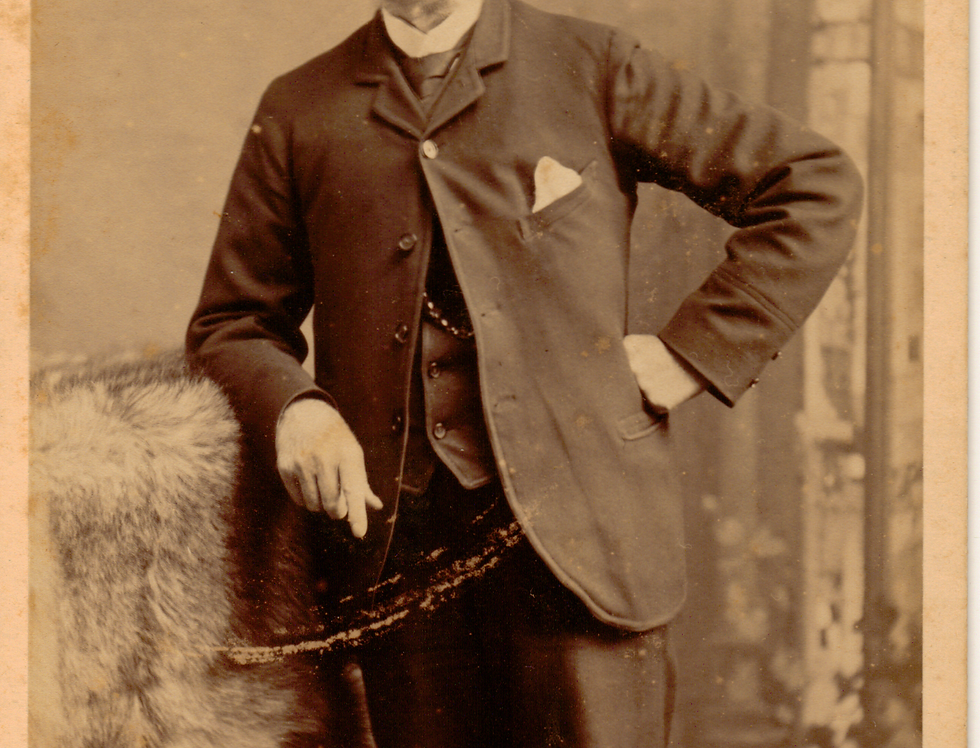 Henry Alfred Weston, c1890
