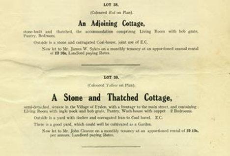 Catalogue, Sale of Eydon Estate 1925, Page 17