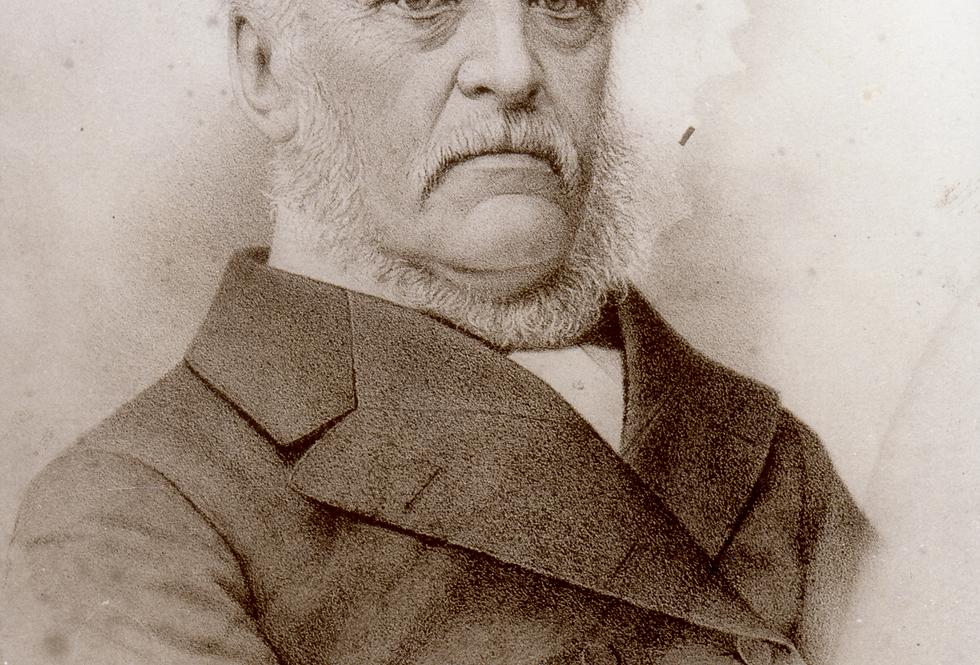 Henry Cartwright c1870s