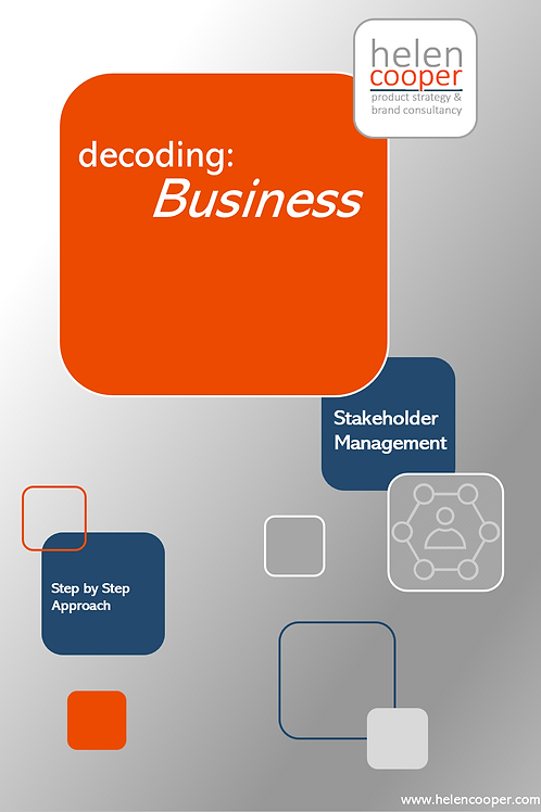 Decoding: Business – Stakeholder Management