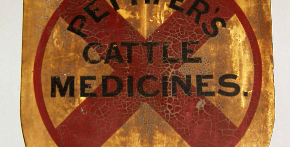 Pettifer Cattle Medicines 'Tin' Shield